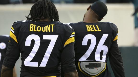 Tomlin: Steelers May Suspend Bell, Blount