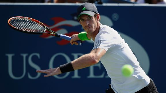 Murray Challenged In First Round