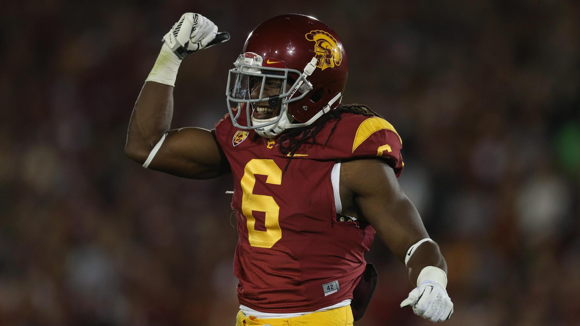 USC's Josh Shaw Out Indefinitely