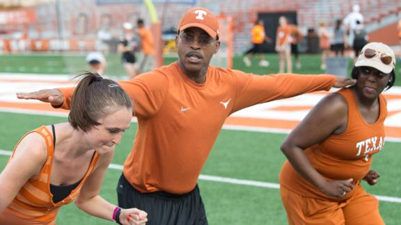 Inside Look: Women's Football Clinic