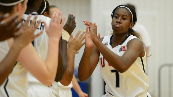 Atkins Discusses Team USA Experience