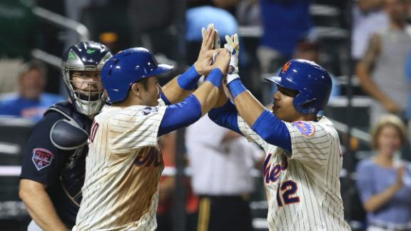 Mets Edge Braves