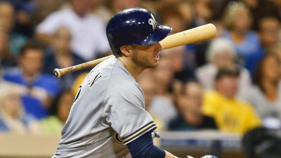 Braun, Ramirez back Lohse as Brewers roll