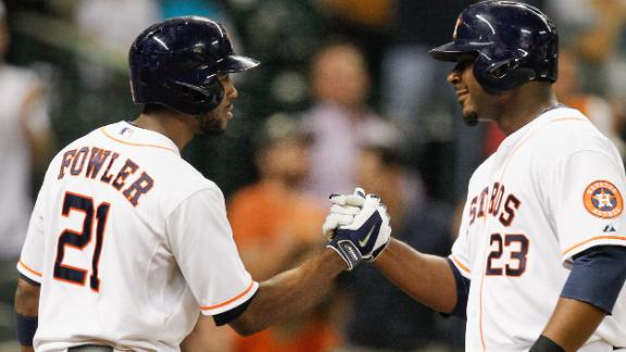 Video - Carter Lifts Astros Past A's