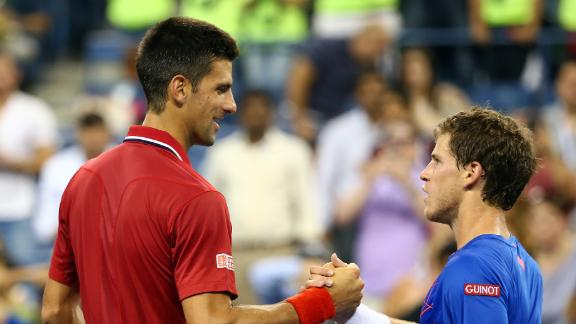 Djokovic Earns Opening Victory