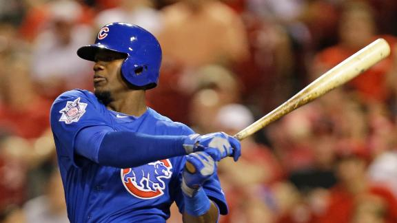 Soler Homers In Debut