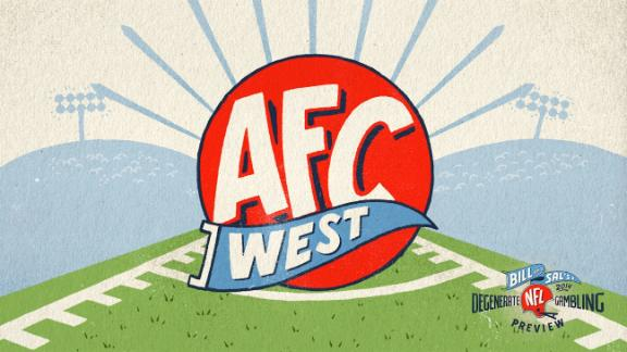Bet The Chargers To Win The AFC West