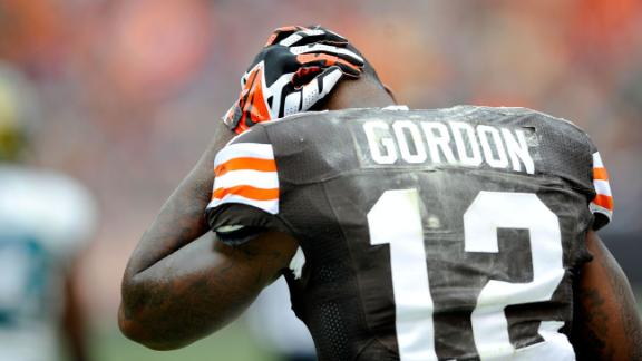 Gordon Ban An Immeasurable Blow To Browns