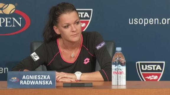 Radwanska: The Draw Is The Draw