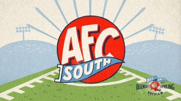 Video - Bet The Colts To Win The AFC South