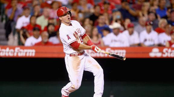 Video - Trout's Big Night Leads Angels