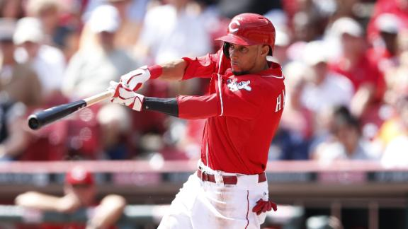 Video - Reds Cruise Past Cubs