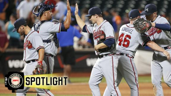 Braves Hold Off Mets
