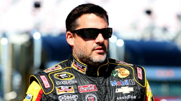 Tony Stewart Will Race Sunday At Atlanta
