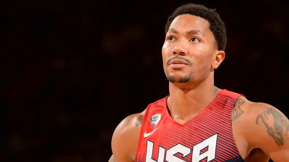 Video - Should Rose Be On Team USA?