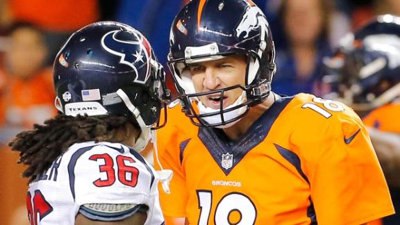 NFL Fines Peyton Manning For Taunting
