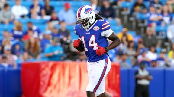 Watkins Hurt In Bills' Loss