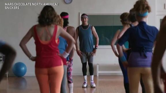 Manziel Plays An Aerobics Instructor In Ad