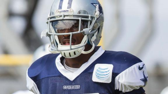 Cowboys Safety Hit With Four-Game Ban