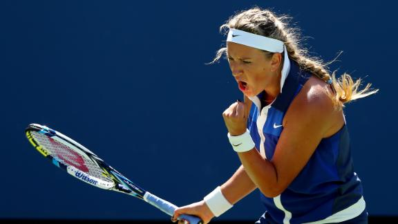 Azarenka Into Third Round