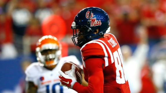 Ole Miss Rolls Past Boise State In Opener