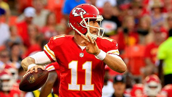 Fantasy: Alex Smith