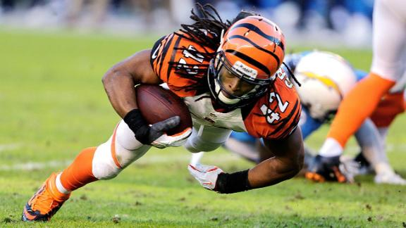 RB Green-Ellis Cut By Bengals