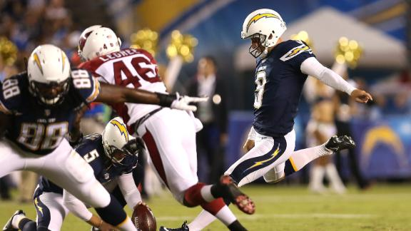 Video - Chargers Hold Off Cardinals