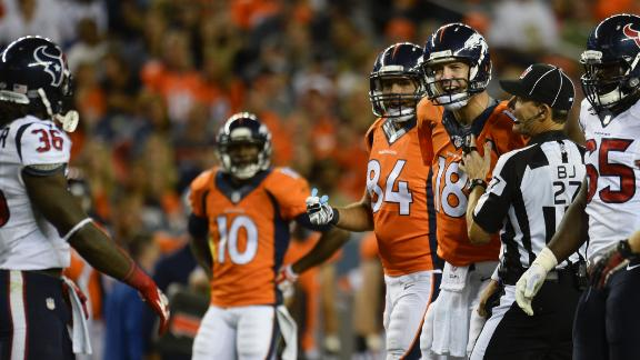 Peyton On Fine: 'Money Well Spent'