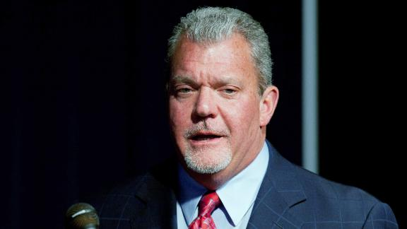 Jim Irsay Reaches Plea Agreement