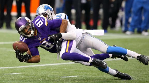 Vikings Without Jerome Simpson For First Three Games