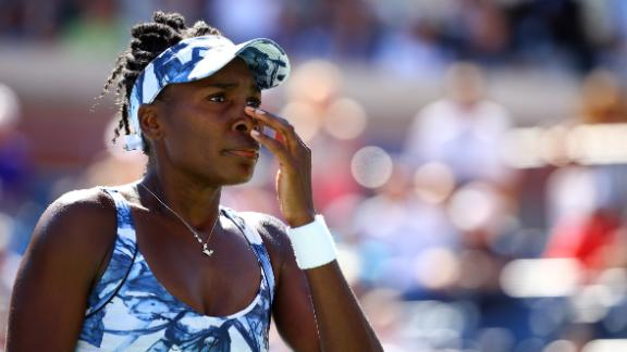 Evert On Venus' Loss