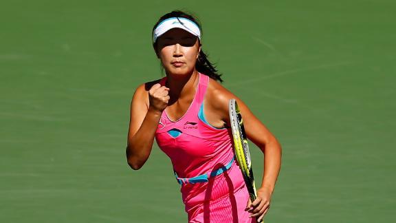 Peng On Second Upset Of Tournament