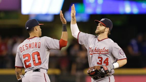 King Felix gives up 4 homers to Nats in loss