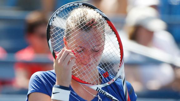 Kvitova: She Played Unbelievable Tennis