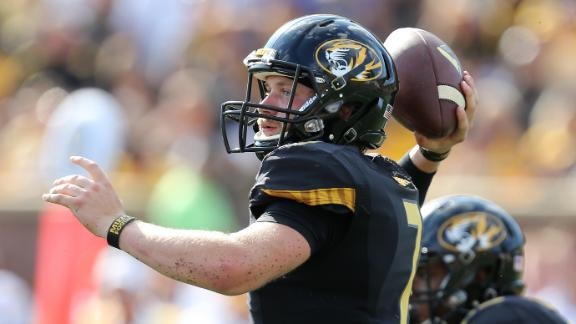 Mauk Impresses In Mizzou Win
