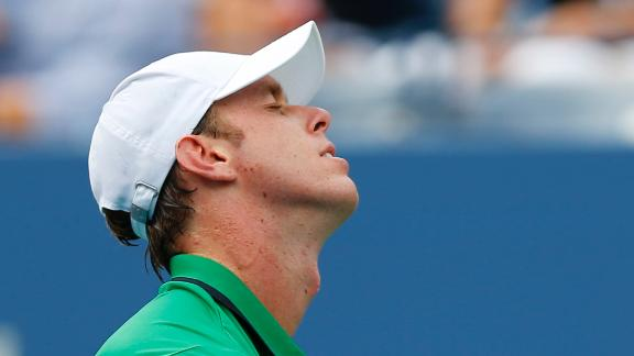 Querrey: It Was Uncomfortable The Whole Time