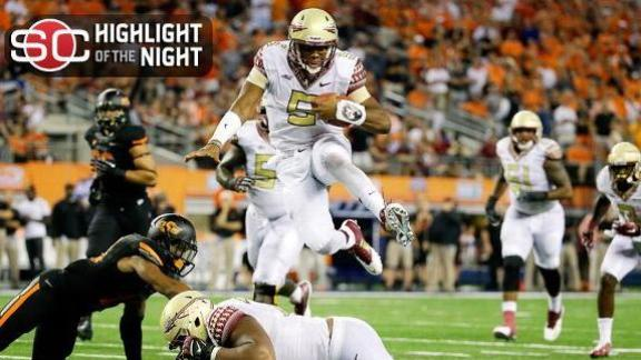 Florida State Holds Off Oklahoma State