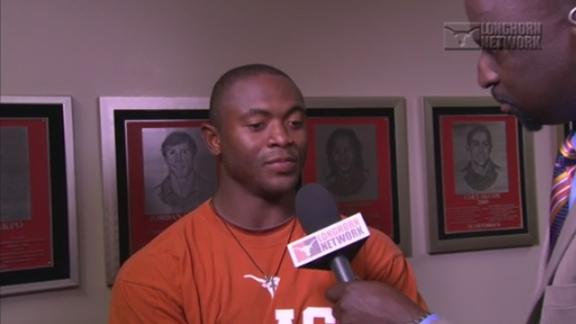 Gray on the Longhorn Offense