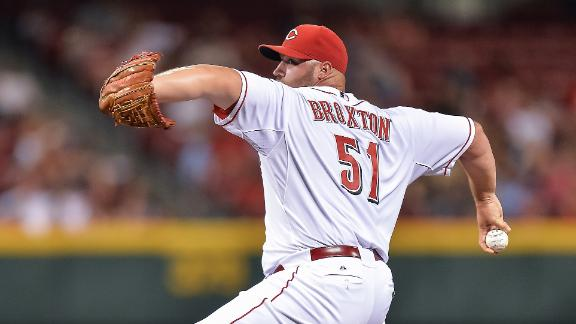 Video - Brewers Bolster Bullpen With Broxton