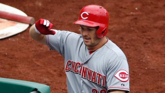 Video - Reds Edge Pirates