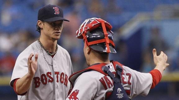 Video - Buchholz, Red Sox Blank Rays
