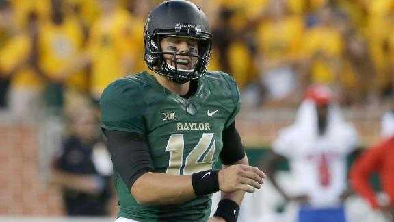 Baylor Opens Stadium With Big Win