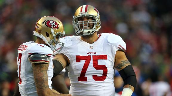 49ers' Boone Ends Holdout