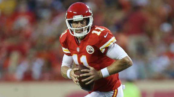 Sources: Alex Smith Signs Extension