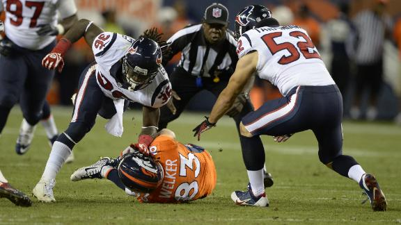 NFL's Responsibility To Protect Welker?
