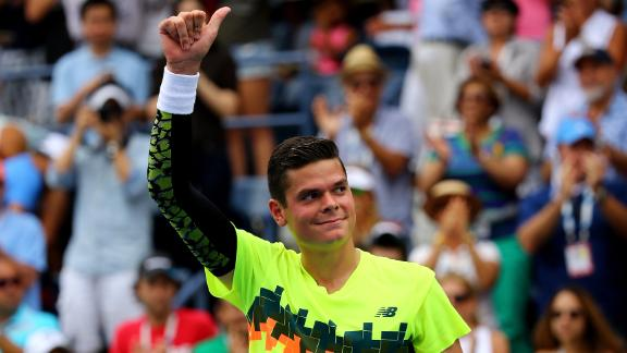 Raonic, Azarenka Looking Good At US Open