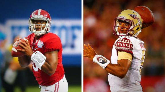 Drive Through: Alabama, FSU Lackluster
