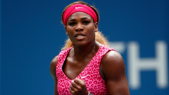 Serena Reaches Quarterfinals