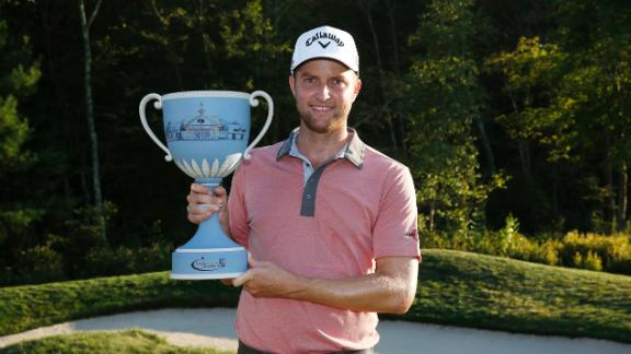 Chris Kirk Wins Deutsche Bank Championship